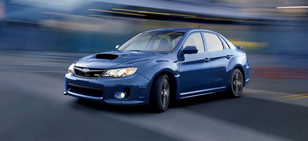 2014 Subaru Impreza WRX 4-door at Kendall Subaru of Idaho