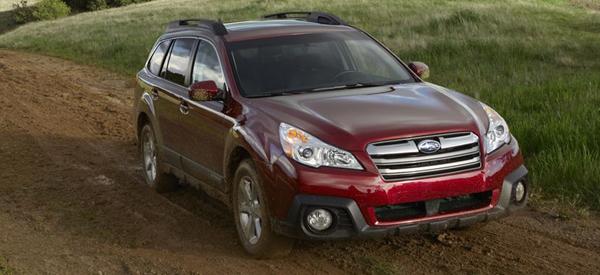 Subaru Outback  I Premium Vs  Ford Edge Se