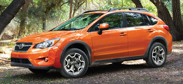 2014 Subaru Xv Crosstrek Vs Kia Sportage Comparison